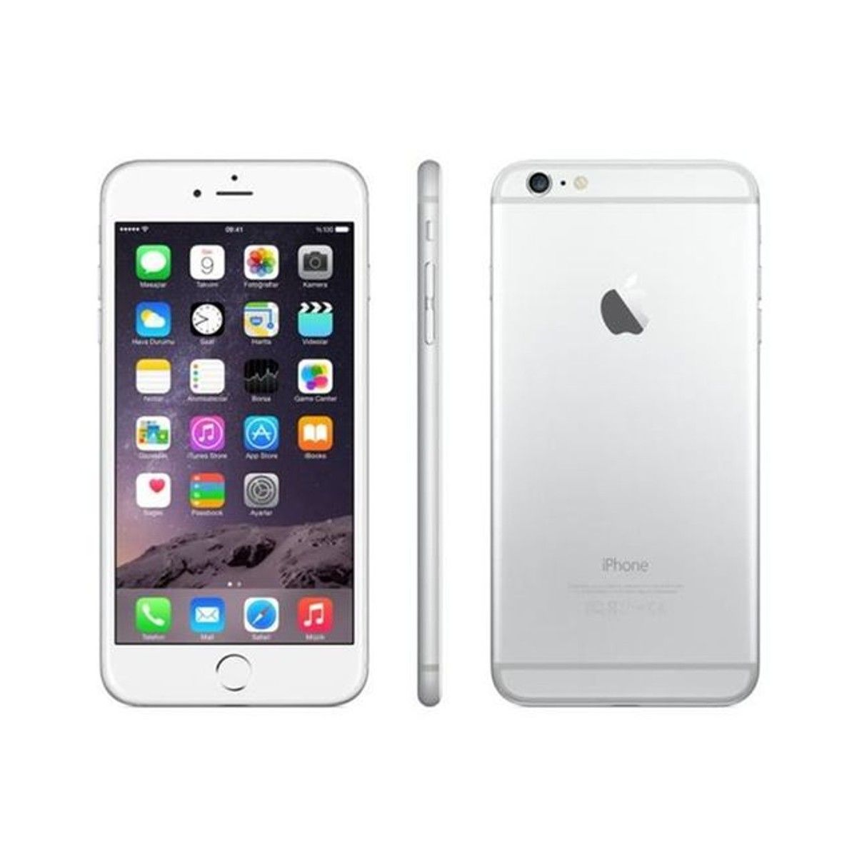 Telephone Apple Iphone 6s Plus 16 Go Argent Reconditionne A Neuf Taille Taille Unique Apple Iphone 6 Telephone Apple Iphone 6