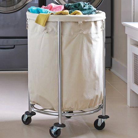 Oversized Chrome Laundry Hamper Laundry Hamper Laundry Laundry