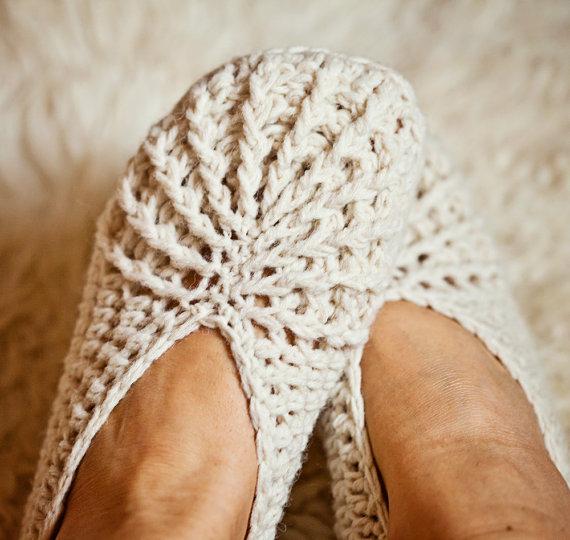 Crochet PATTERN - Spider Slippers (adult sizes) | Pinterest ...