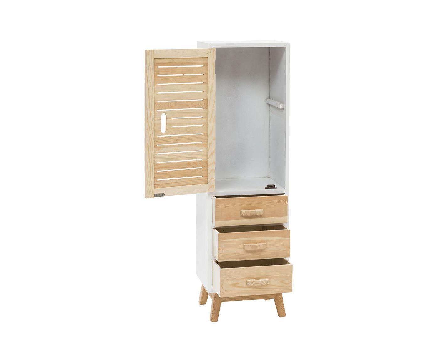 Mobili Dalani ~ Mobile a anta in legno sofia cm dalani home