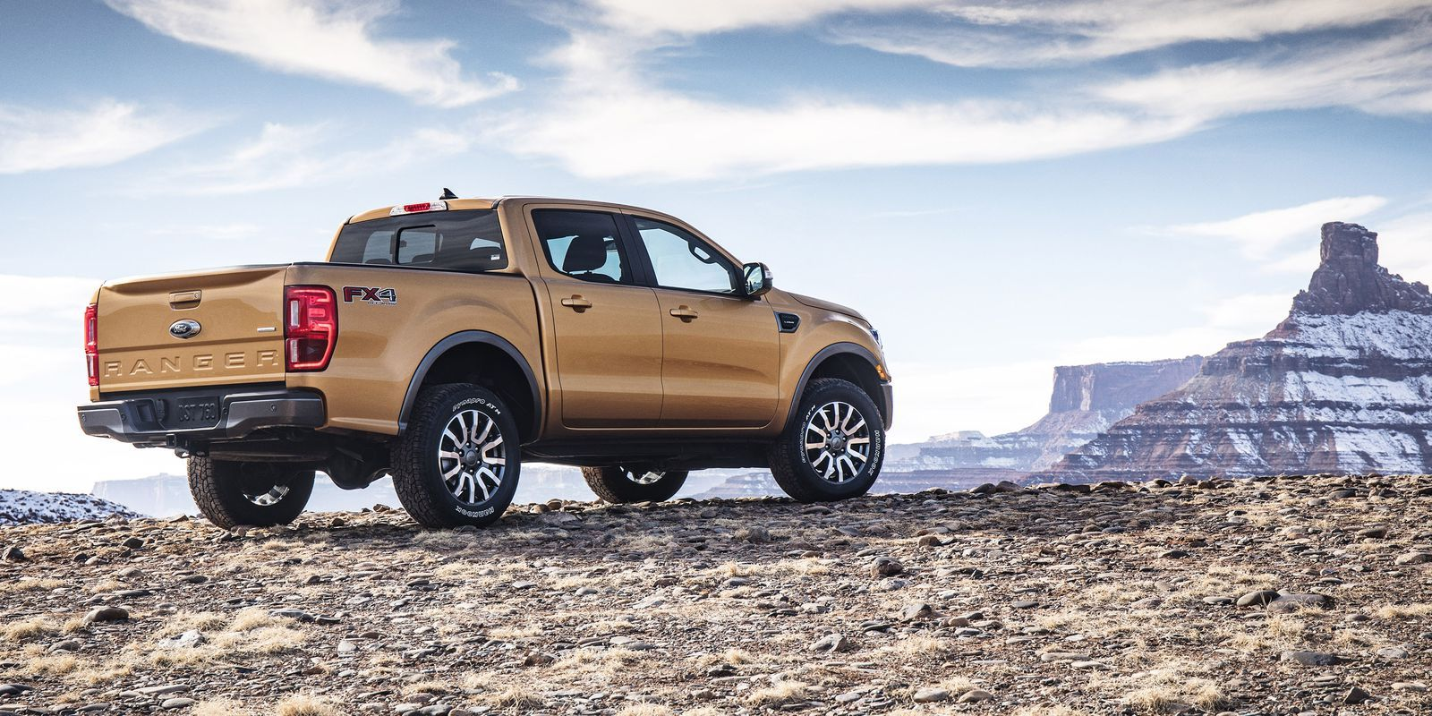 2019 Ford Ranger It S Back Camionetas Ford Autos