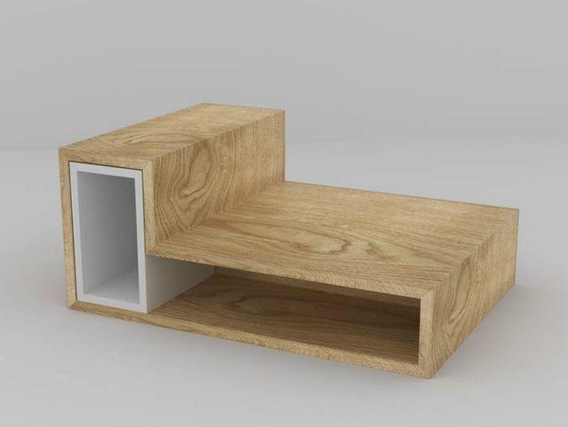 Méli Mélo Modular Coffee Table | Multifunctional furniture and Coffee