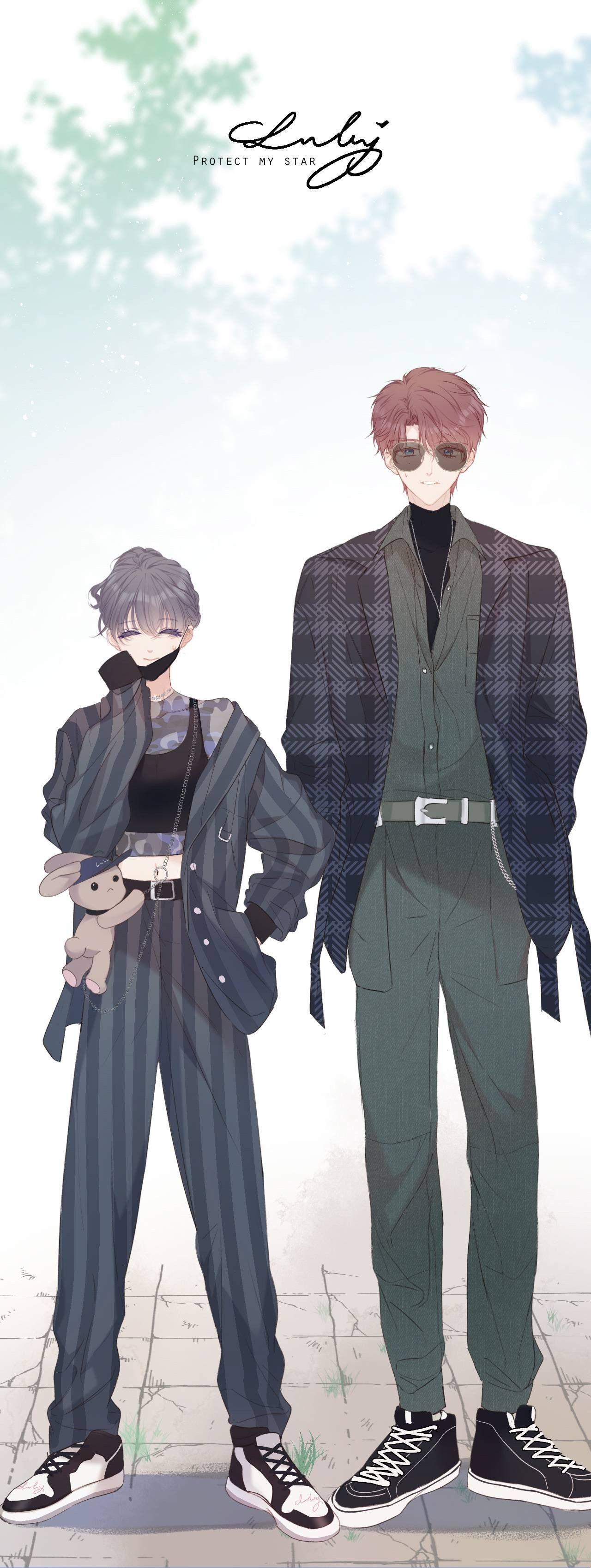 mnizoe184 Cre On pic trong 2020 Manga anime, Đang yêu