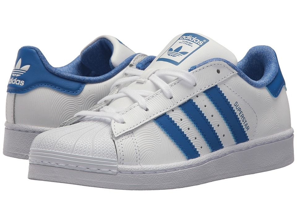 Offers Adidas Superstar Blue White Sneakers Online Shop