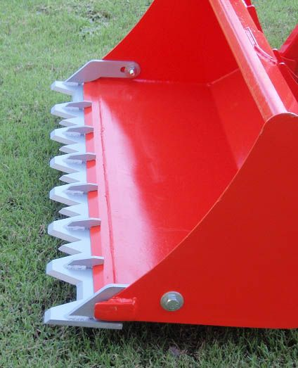 Piranha Tooth Bar | Tractor in 2019 | Compact tractor