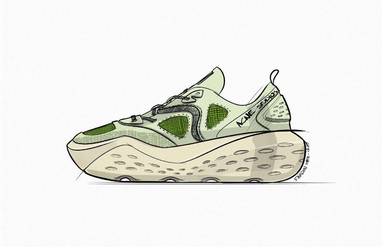 Pin de Kraken en Sketch Shoes en 2020 (con imágenes