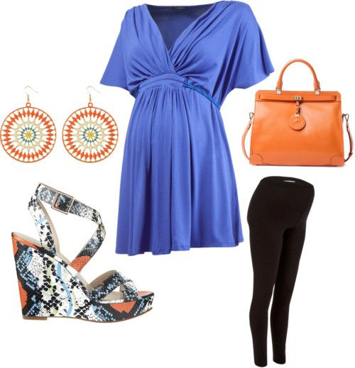 Chic Chick: What to Wear to Your Baby Shower