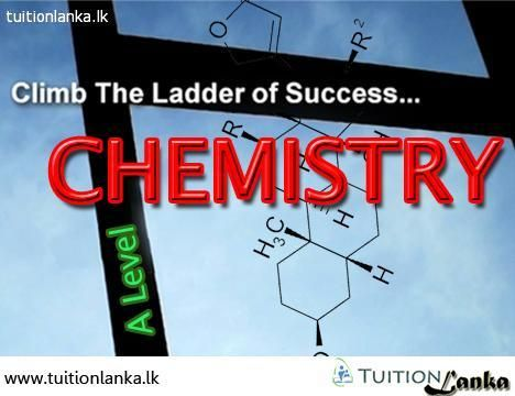 Advance Level A L Chemistry Gampaha Tuitionlanka Lk Chemistry Revision Chemistry Tuition Classes