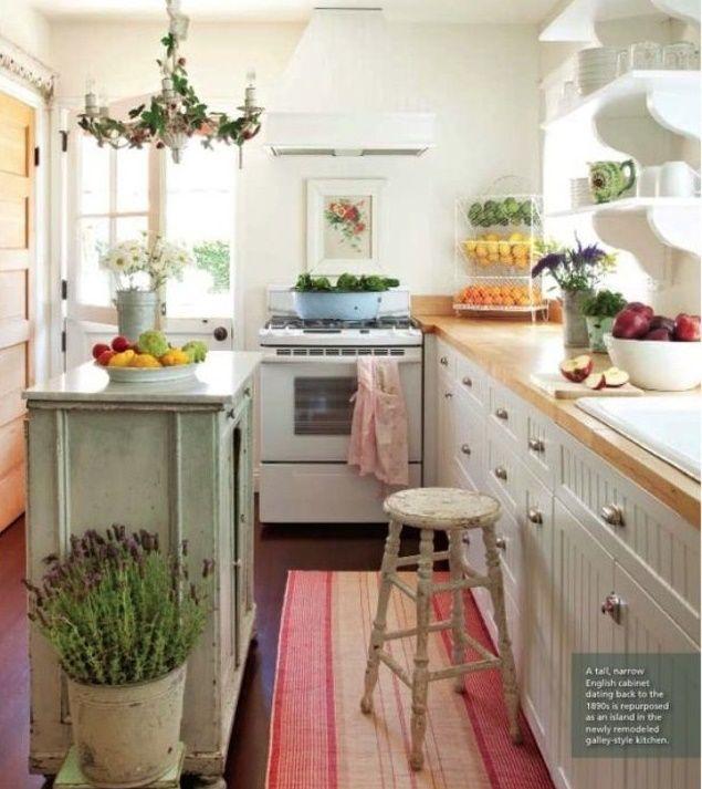 Tappeti in cucina guardate qua che fantasie e che colori for Tappeti country chic