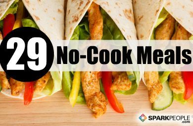 Easy no cook meals for summer summer dishes dinner ideas and meals 29 no cook summer meals there are awesome breakfast and dinner ideas that are forumfinder Gallery