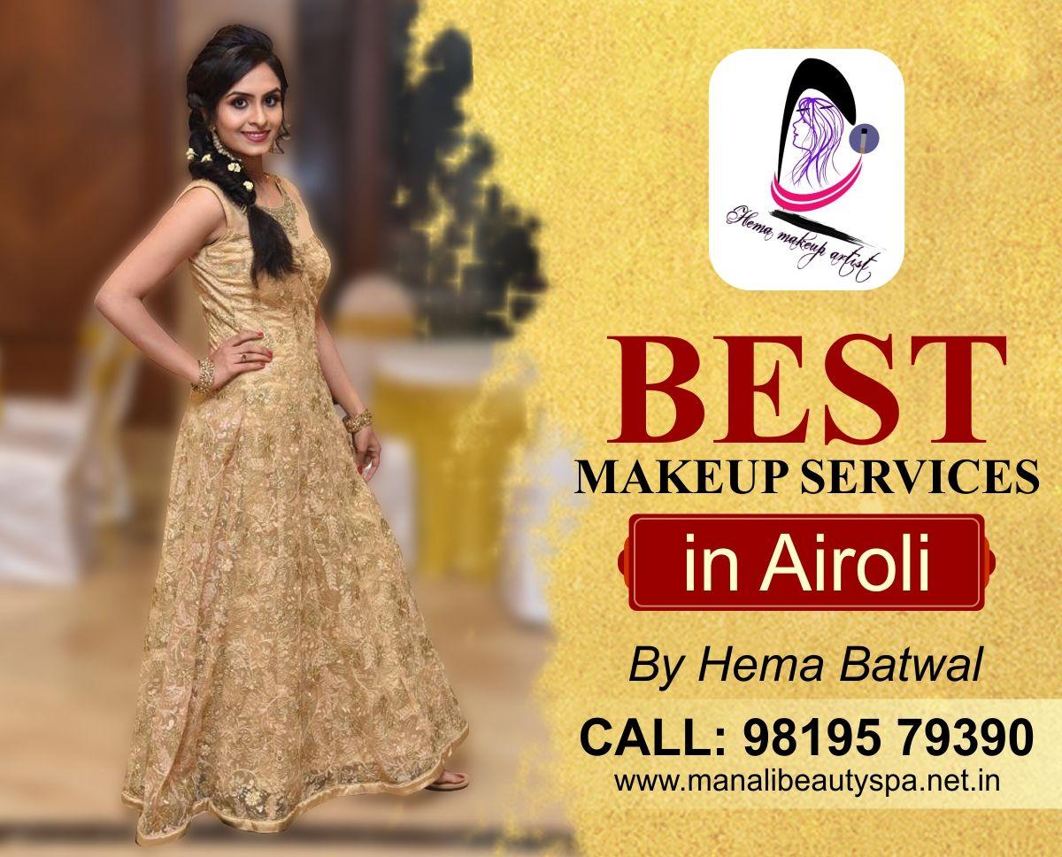 Best Bridal Makeup Services By Hema Batwal Manali Bridal