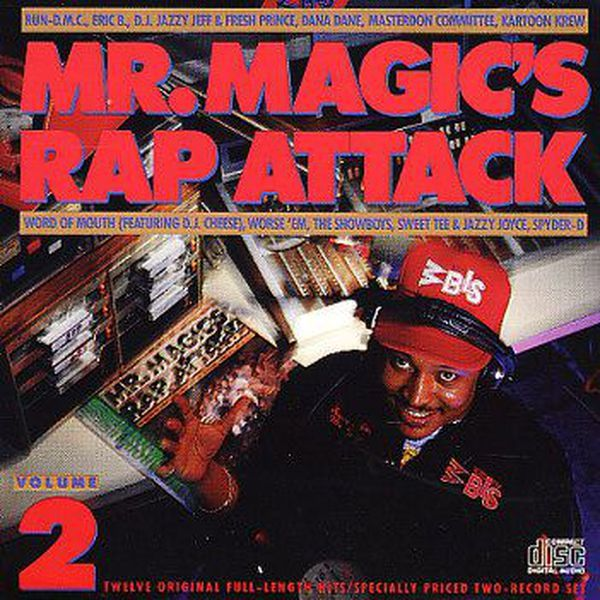 "Check out ""DJ Marley Marl Mr Magic's Rap Attack WBLS 1986"