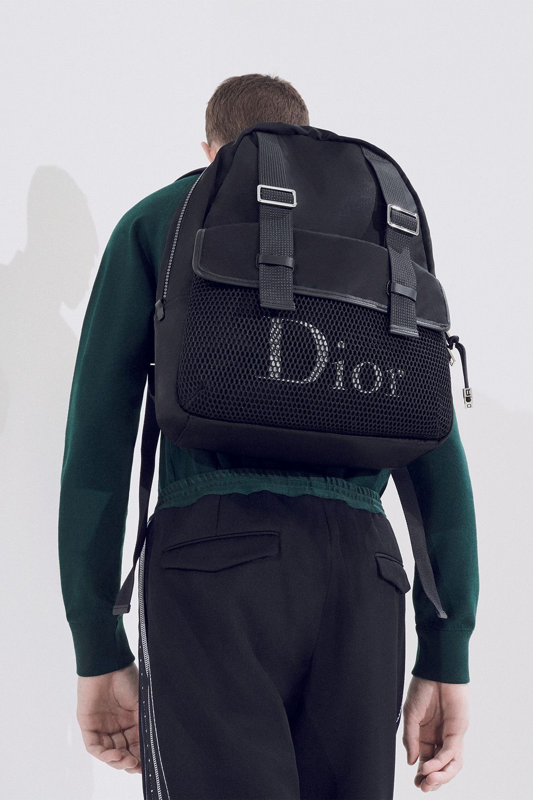 e9c9fe207ab3 Dior Homme Introduces Spring/Summer 2018 Playground Bag Collection ...