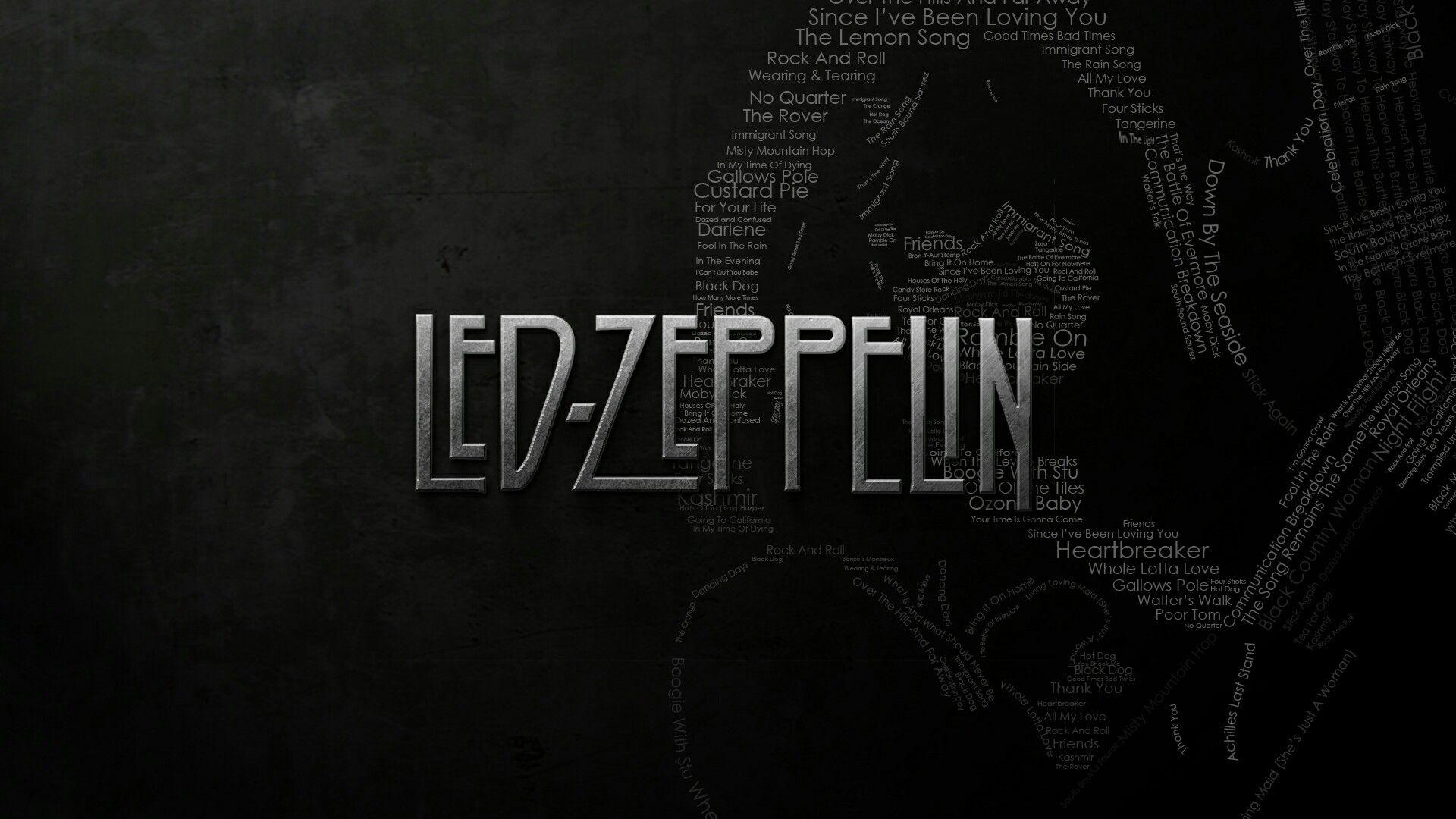 Led Zeppelin Led Zeppelin Wallpaper Led Zeppelin Led Zeppelin Logo