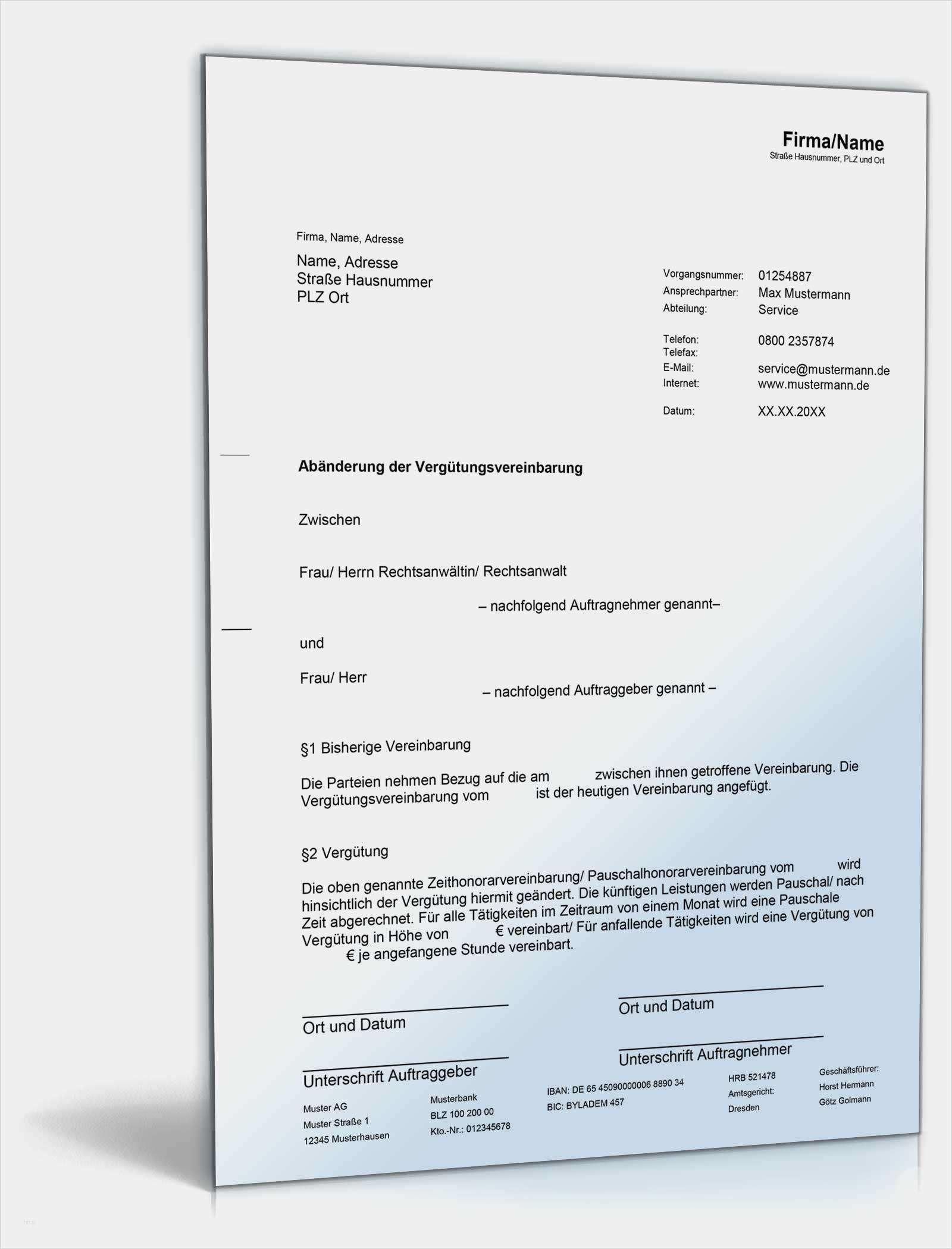 20 Genial Darlehensvertrag Vorlage Kostenlos Abbildung ...