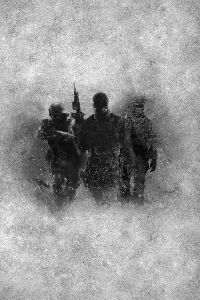 Call Of Duty Modern Warfare Hd Wallpapers Backgrounds Call Of