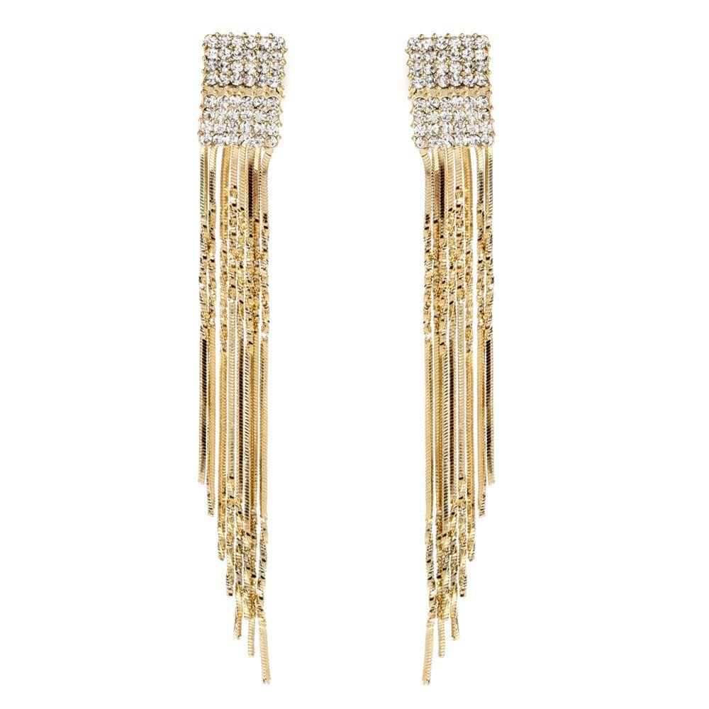 Silver Glitter Earrings Disco Diva 1970S Fancy Dress Costume Jewellery Accessory