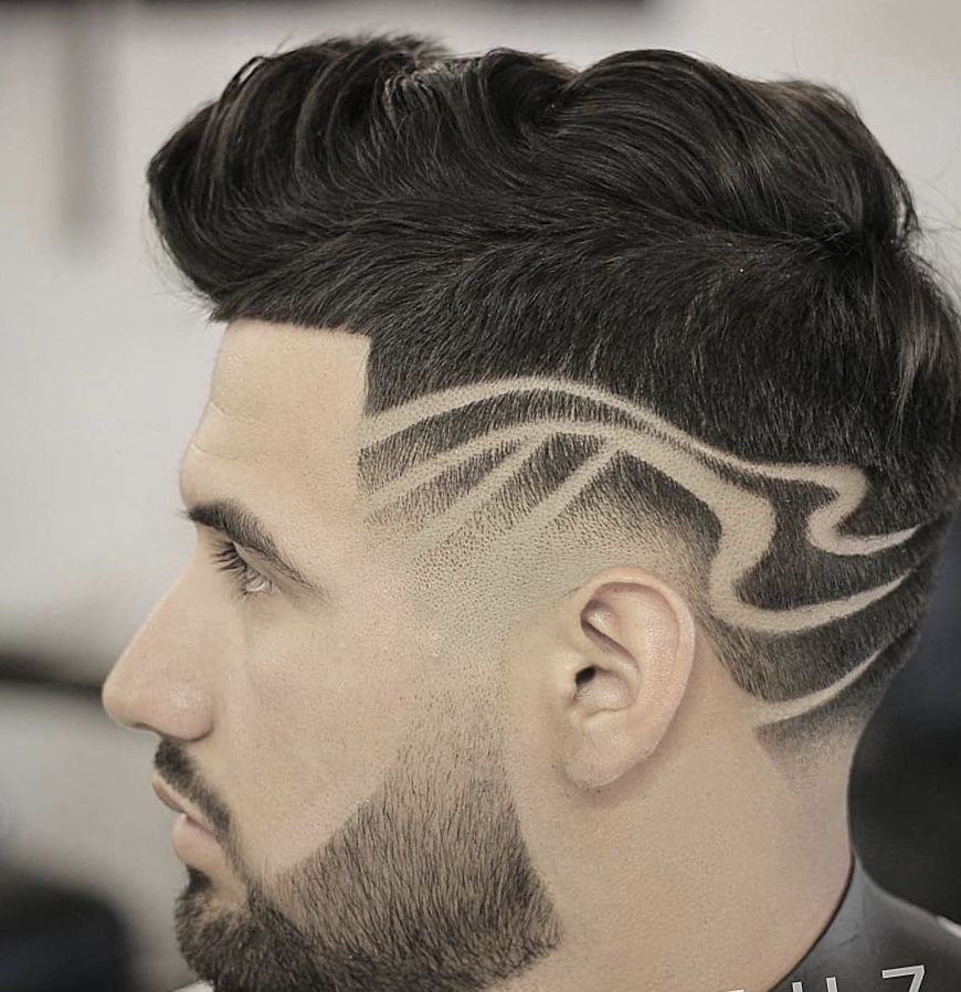 35 Awesome Design Haircuts For Men Hair Styles Pinterest