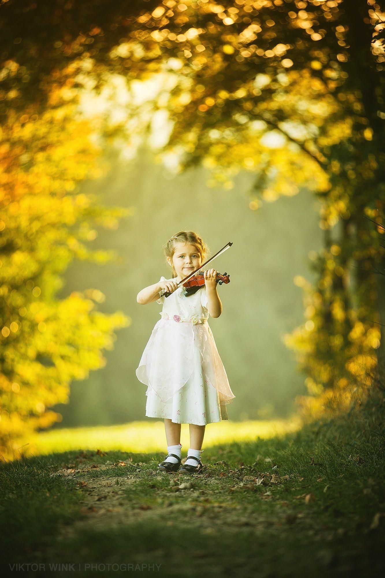 V I O L I N G I R L by Viktor Wink on 500px Violin
