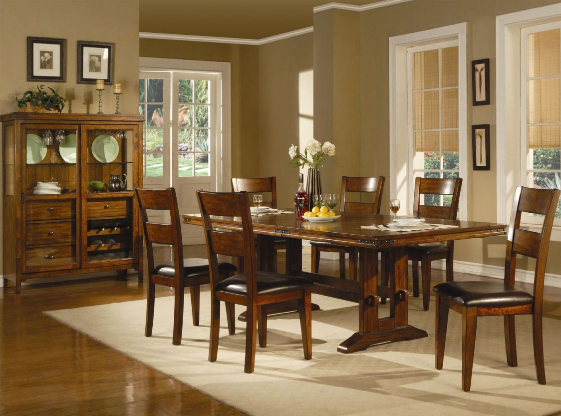 Dark Oak Dining Room Sets  Best Quality Furniture Check More At Mesmerizing Quality Dining Room Tables Decorating Inspiration
