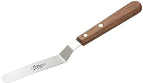 """Ateco 4.5/"""" Offset Stainless Steel Icing Spatula Cake Frosting Filling Spreader"""