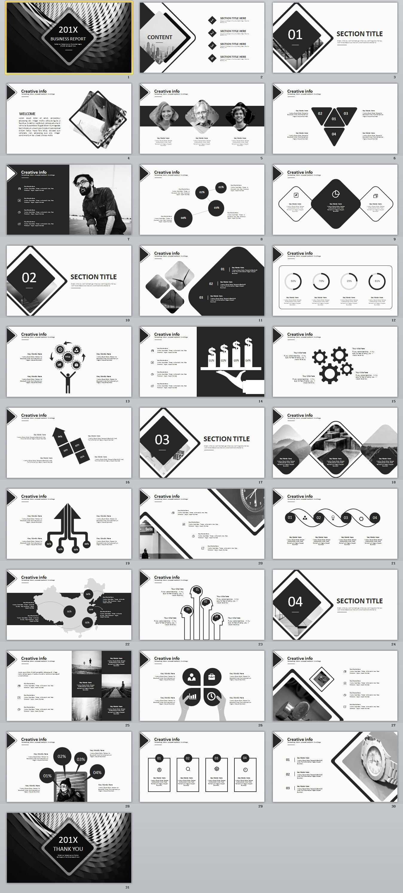 31 gray creative timeline powerpoint template powerpoint 31 gray creative timeline powerpoint template powerpoint templates presentation animation toneelgroepblik Choice Image