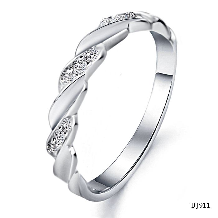 WHITE GOLD Jewelry Free shipping wholesale jewelry White Gold