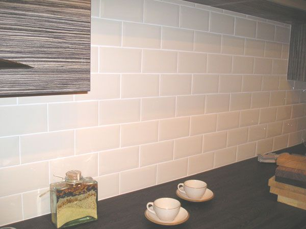 Kitchen Tiles Cream cream ceramic subway tile | metro cream brick wall tile | cream