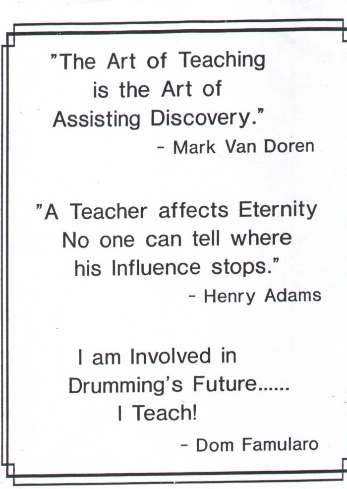 Teacher Quotes-Love the one by Henry Adams especially | Quotes ...
