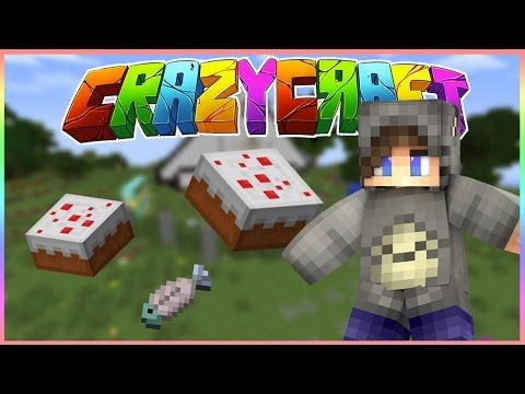 Baking All The Food Minecraft Crazy Craft 3 0 Ep 25 Crafts Minecraft Rubiks Cube