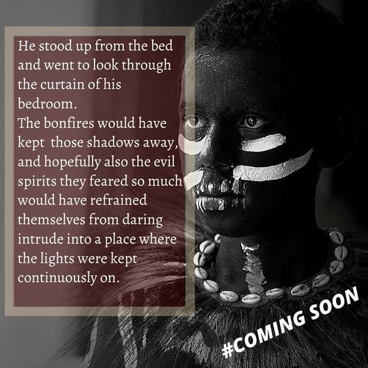 #releaseday 17.3 A Story That Will Bring You To The Heart Of Africa, Discovering The Secret Of A Mysterious Tribe...