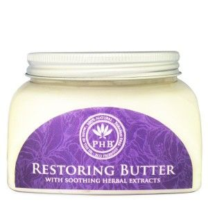 PHB - Lavender & Chamomile Restoring Body Butter - Pure Halal Beauty - Ethical Beauty - available at khanbazaar.com