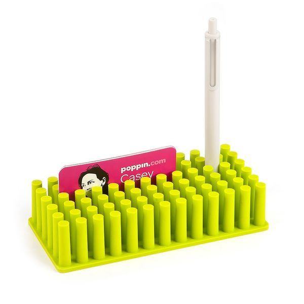 Poppin Lime Green Softie Grip Grass | Desk Accessories | Cool Office  Supplies #workhappy