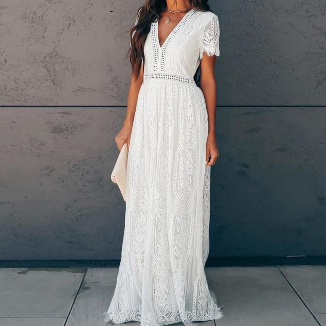 3 099 Likes 36 Comments Coco Mademoiselle Style Coco Mademoiselle Style On Instagram Shop Now Otsy S White Lace Maxi Dress White Lace Maxi Maxi Dress [ 1080 x 1080 Pixel ]