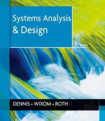 Systems Engineering And Analysis 5th Edition Pdf