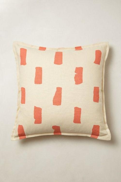 deko ideen und möbel fürs kinderzimmer wurfkissen orange motive ... - Kinderzimmer Gestalten Ideen Motive