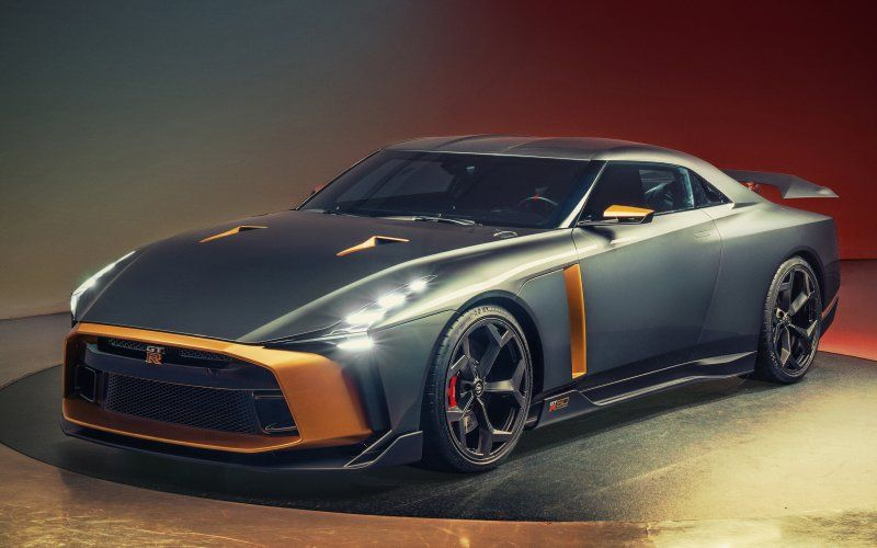 Wallpaper Nissan Gt R50 Concept Cars 2019 Cars Wallpapers