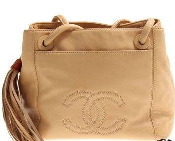 Chanel Lambskin Shoulder Bag $1,050
