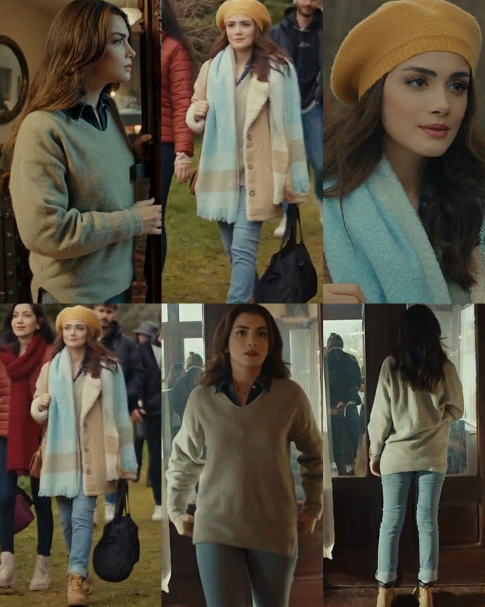 Serra 9 Episode Sol Yanim In 2021 Tv Show Outfits Movies Outfit Fashion Outfits