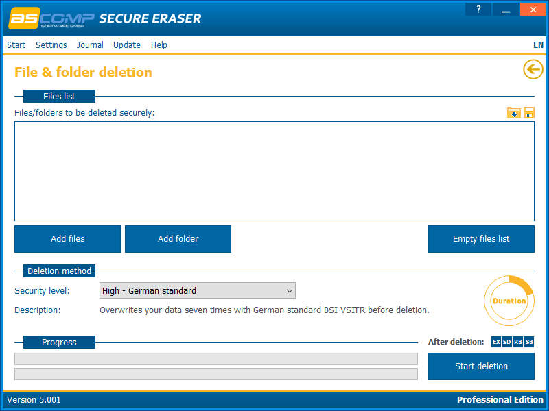 Secure Eraser Professional 5.210 [Multilenguaje] [UL.IO] Ff160c2f9ae44061e9a24b98117dfc30