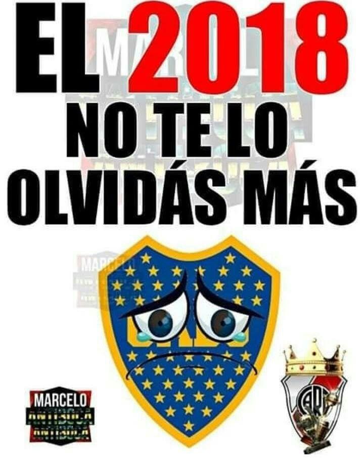 Pin De Bruu Varela En River Mas Que Un Sentimiento River Campeon Libertadores Club Atletico River Plate Memes De Futbol