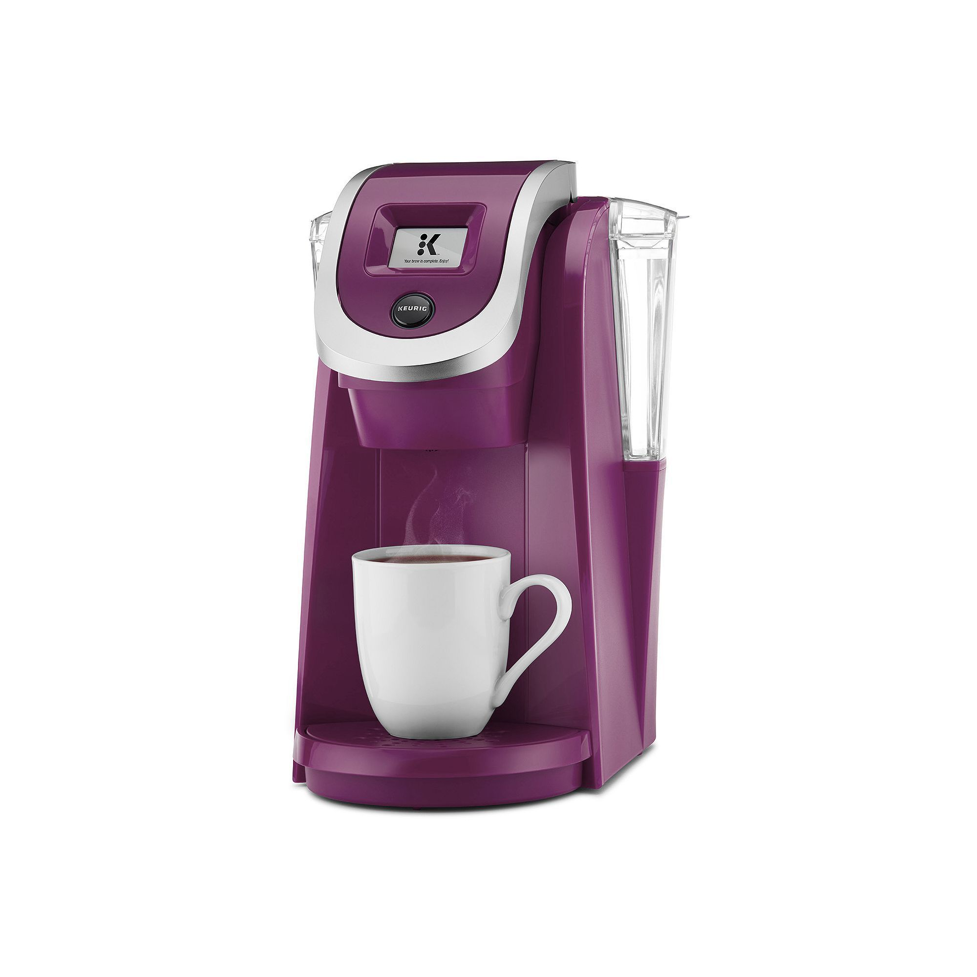 Keurig® K250 Coffee Brewing System, Brt Purple Pod