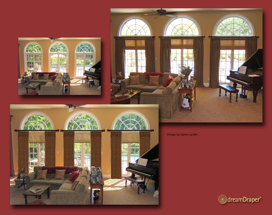 Arched Window Coverings Window Treatments For Arch Windows Ideas - Arched window coverings window treatments for arch windows ideas