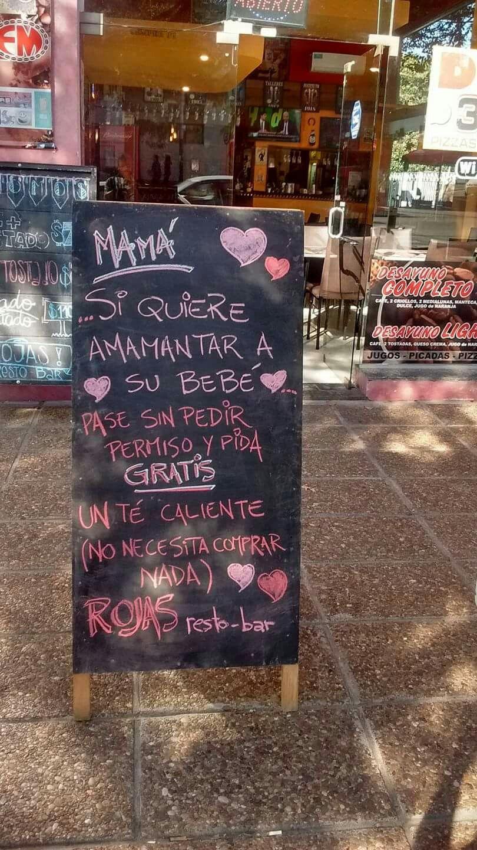 En algún restaurante argentino.
