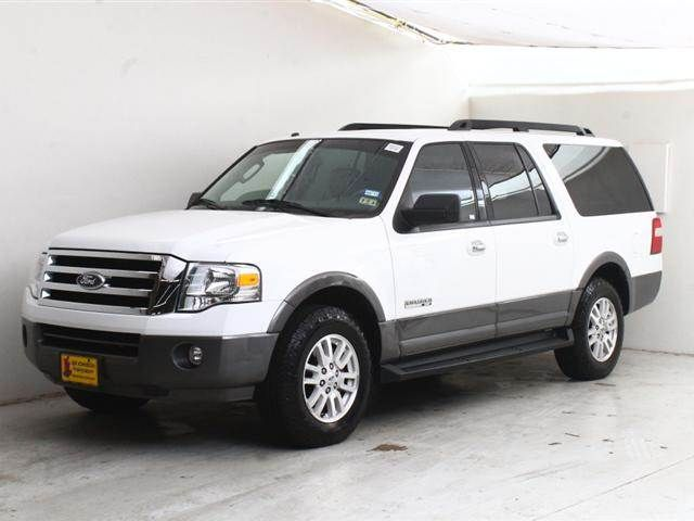used 2007 ford expedition el xlt sport utility 4d 15 900 vin 1fmfk15527la81991 leif. Black Bedroom Furniture Sets. Home Design Ideas