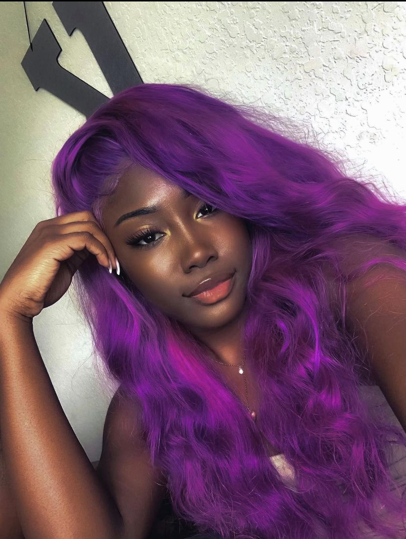 Park Art My WordPress Blog_Over Toned Hair Turned Purple