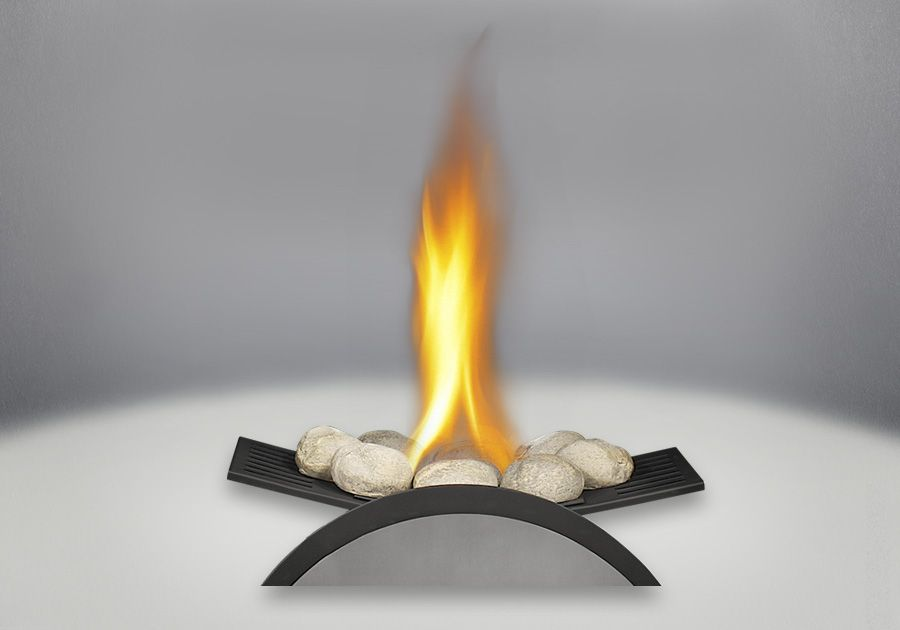 Napoleon Vittoria Gas Fireplace - GD19-1NSB - Embers ... on Embers Fireplaces & Outdoor Living id=40328