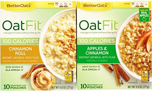 Better Oats Oat Fit Bundle 1 Cinnamon Roll 98oz 1 Apples  Cinnamon 98oz 2 Boxes Total ** Visit the image link more details. (This is an affiliate link and I receive a commission for the sales)