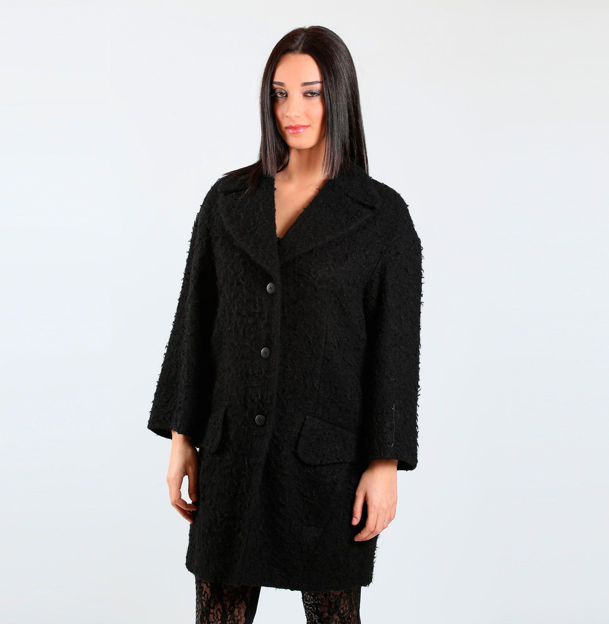 Don Dup J745 WF081D CAMYLLE 999 A13 donna cappotto