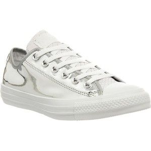 ATTRACTIVE DESIGN ALL STAR LOW LIQUID SILVER WHITE SNAKE ITEM 72635